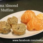 Banana Almond Meal Muffins