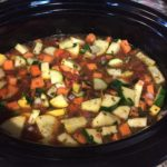 Minestrone Soup (Crockpot)