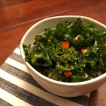 Kale Marinated Greens