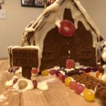 Homemade Gingerbread House Tradition