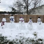 Do you want to build a snow family??